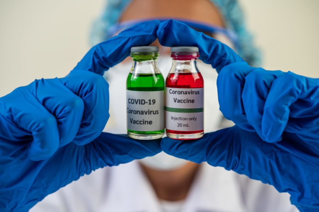 картинка про вакцинацию против кви